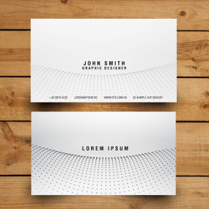 grey-dotted-namecard-design