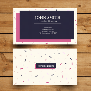 purple-navy-namecard-design
